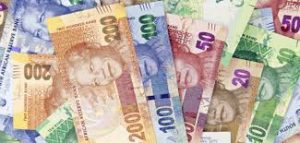 Valuta Rand sudafricano