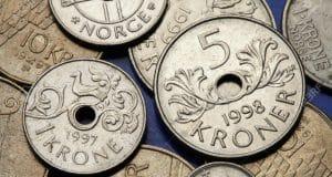 Moneta Corona norvegese