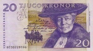 moneta svedese