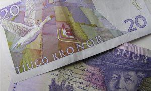 cambio dollaro americano corona svedese