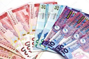 monete: dollaro cinese