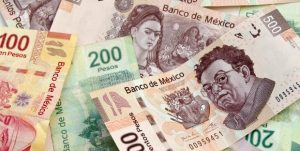 Valuta pesos messicano