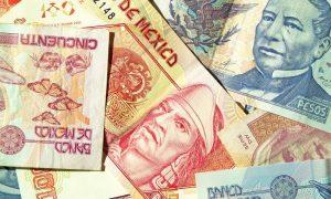 caratteristiche banconote messicane